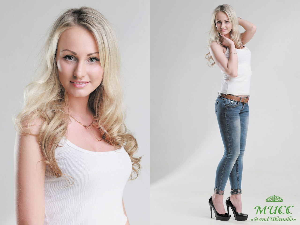 Три блондинки и две брюнетки 4 фотография